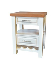 York Kitchen Island, Quick Ship