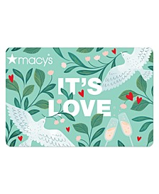 It's Love E-Gift Card