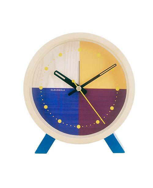 Cloudnola Flor Desk Clock