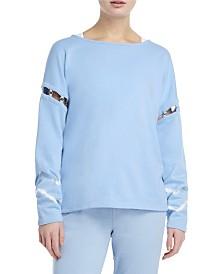 2(x)ist Lightweight Tie-Dye Terry Sweatshirt