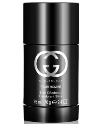 Guilty Men's Pour Homme Deodorant Stick, 2.6 oz