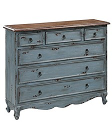 Shoreview 6-Drawer Cabinet, Quick Ship