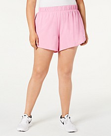 Plus Size Flex 2-In-1 Shorts