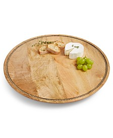 Martha Stewart Collection Wood Lazy Susan, Created For Macy's