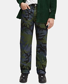 Men's 501® Original Shrink-to-Fit™ Camo Print Jeans