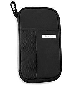Samsonite Zip Close Travel Wallet