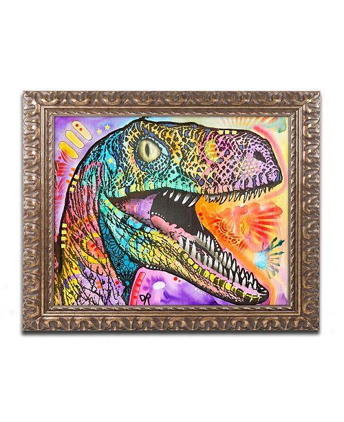 "Trademark Global Dean Russo 'Raptor' Ornate Framed Art - 11"" x 14"""