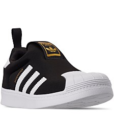 adidas Little Boys' Superstar 360 Slip-On Casual Sneakers from Finish Line