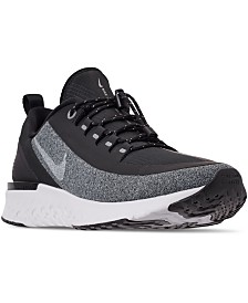 Nike Men's Odyssey React Shield Running Sneakers from Finish Line