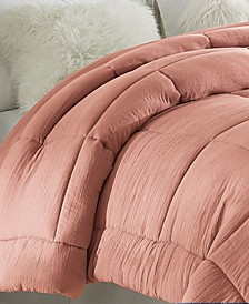 Prewashed All Season Extra Soft Down Alternative Comforter - King