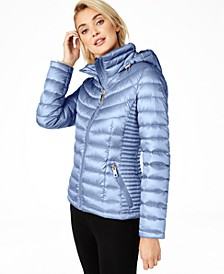 Packable Down Puffer Coat, Created for Macy's