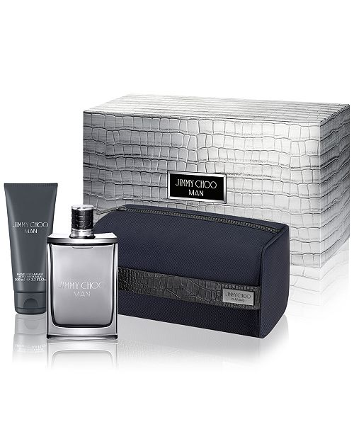 Jimmy Choo Men's 3-Pc. Man Gift Set