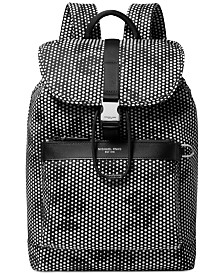 Michael Kors Men's Kent Printed Backpack