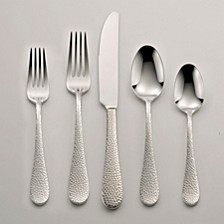 Tibet 45-PC Flatware Set, Service for 8