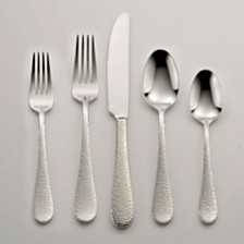 Oneida Tibet 45-PC Flatware Set, Service for 8