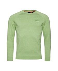 Superdry Men's Cotton Crewneck Sweater