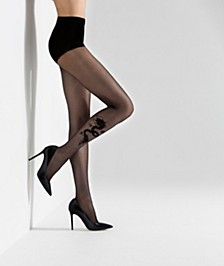 Women's Dragon Sheer Tights, Online Only