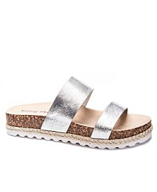 Dirty Laundry Double Play Flatform Sandals