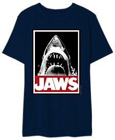 Jaws The Giant Men's Graphic Tee