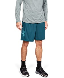 "Under Armour Men's UA Tech Logo 10"" Shorts"