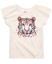 Epic Threads Little Girls Tiger T-Shirt, Created for Macy's