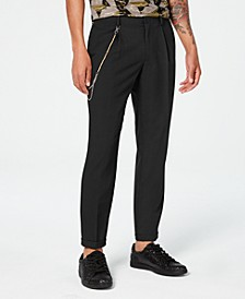 INC Men's Slim-Fit Pleated Pants, Created for Macy's