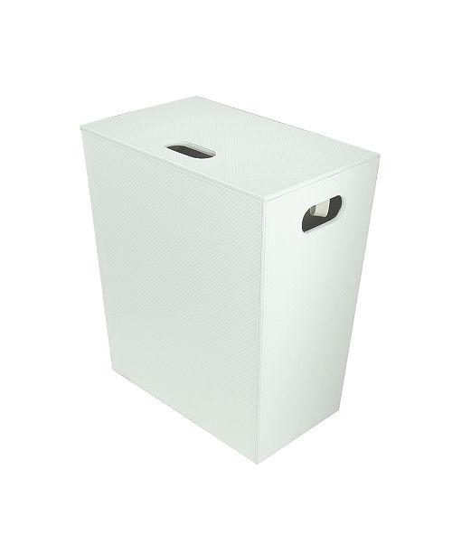 WS Bath Collections Ecopelle Laundry Basket