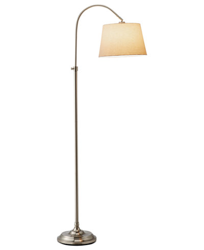 Adesso Bonnet Arc Floor Lamp