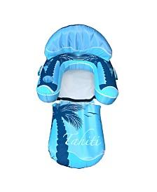 Blue Wave Drift Plus Escape Inflatable Pool Lounger