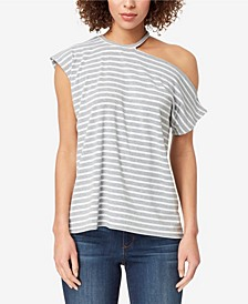 Alex Off The Shoulder Tee