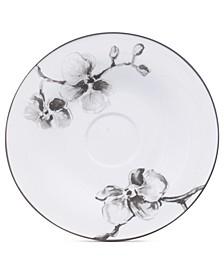 Dinnerware, Black Orchid Saucer