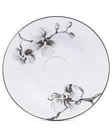 Michael Aram Dinnerware, Black Orchid Saucer