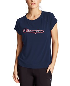 Champion Phys Ed Logo T-Shirt