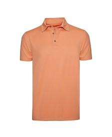 Caribbean Joe Men's  Short Sleeve Easy Care Stretch Golf Polo