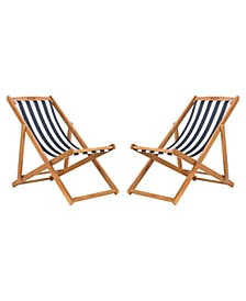 Loren Foldable Sling Chair