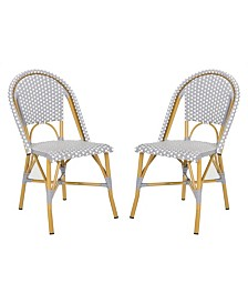 Salcha French Bistro Side Chair, Quick Ship