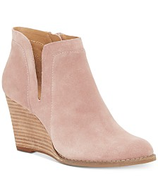 Lucky Brand Women's Yabba Wedge Booties
