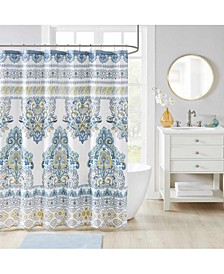 "La Dolce 72"" x 72"" Shower Curtain"