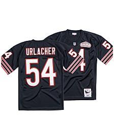 Mitchell & Ness Men's Brian Urlacher Chicago Bears Authentic Football Jersey