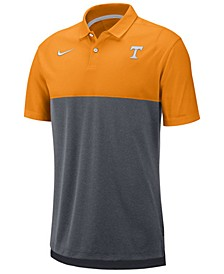 Men's Tennessee Volunteers Dri-Fit Colorblock Breathe Polo