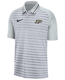 Men's Purdue Boilermakers Stripe Polo