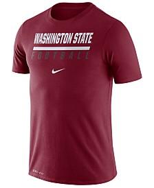 Nike Men's Washington State Cougars Icon Wordmark T-Shirt