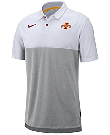 Men's Iowa State Cyclones Breathe Colorblock Polo