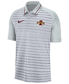 Men's Iowa State Cyclones Stripe Polo