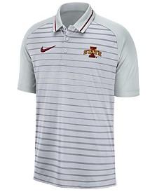 Nike Men's Iowa State Cyclones Stripe Polo
