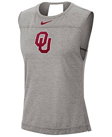 Nike Women's Oklahoma Sooners Breathe Tank