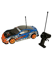 1:10 Scale Radio Control Streetfire Racers