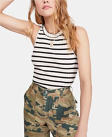 Free People Fired Up Tank Top