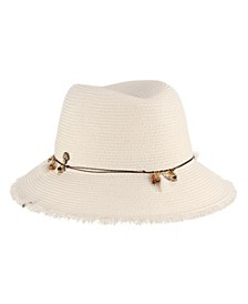 Fedora with Charms