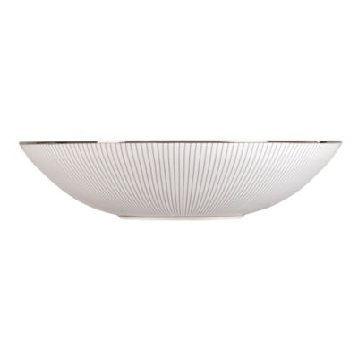 Pin Stripe Cereal Bowl